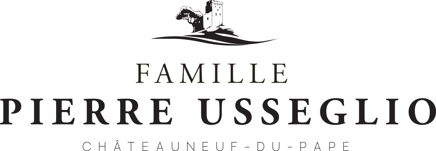 Domaine Pierre Usseglio Logo